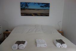 slaapkamer appartement Loon op Zand